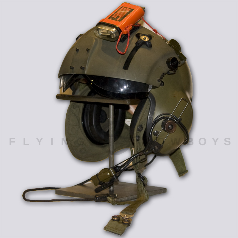 OD Green Flight Helmet