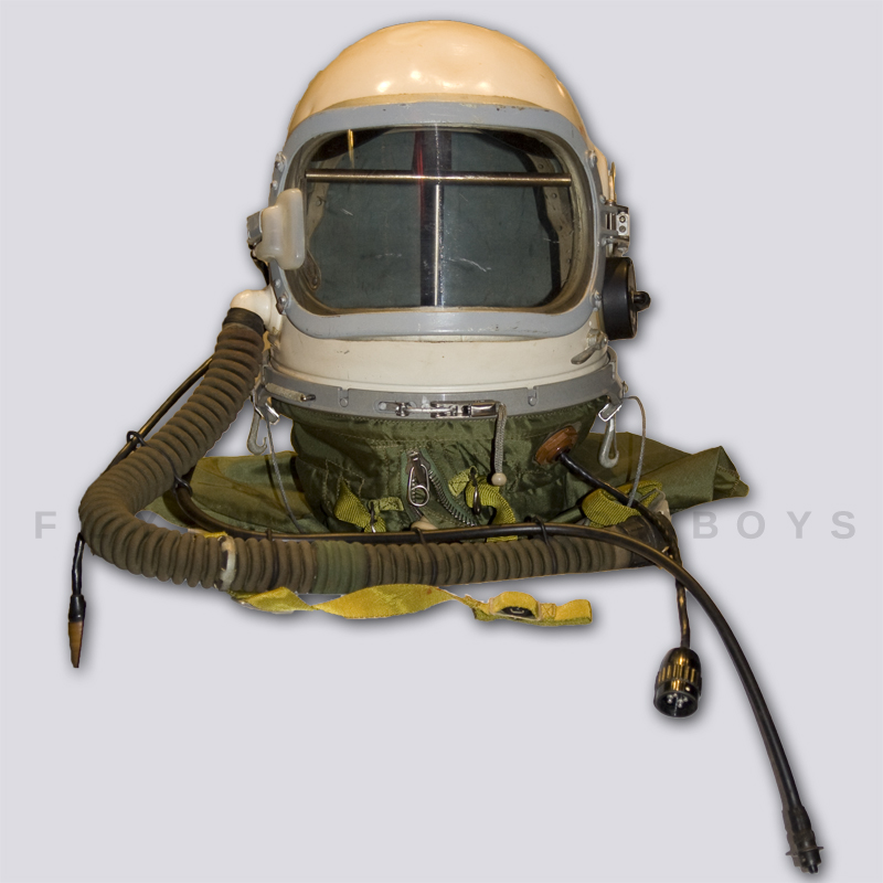 High Altitude Flight Helmet